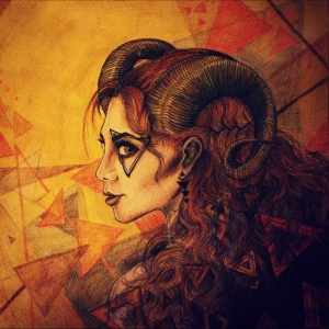 Cover Art Courtesy of  Áďa Vychopňová