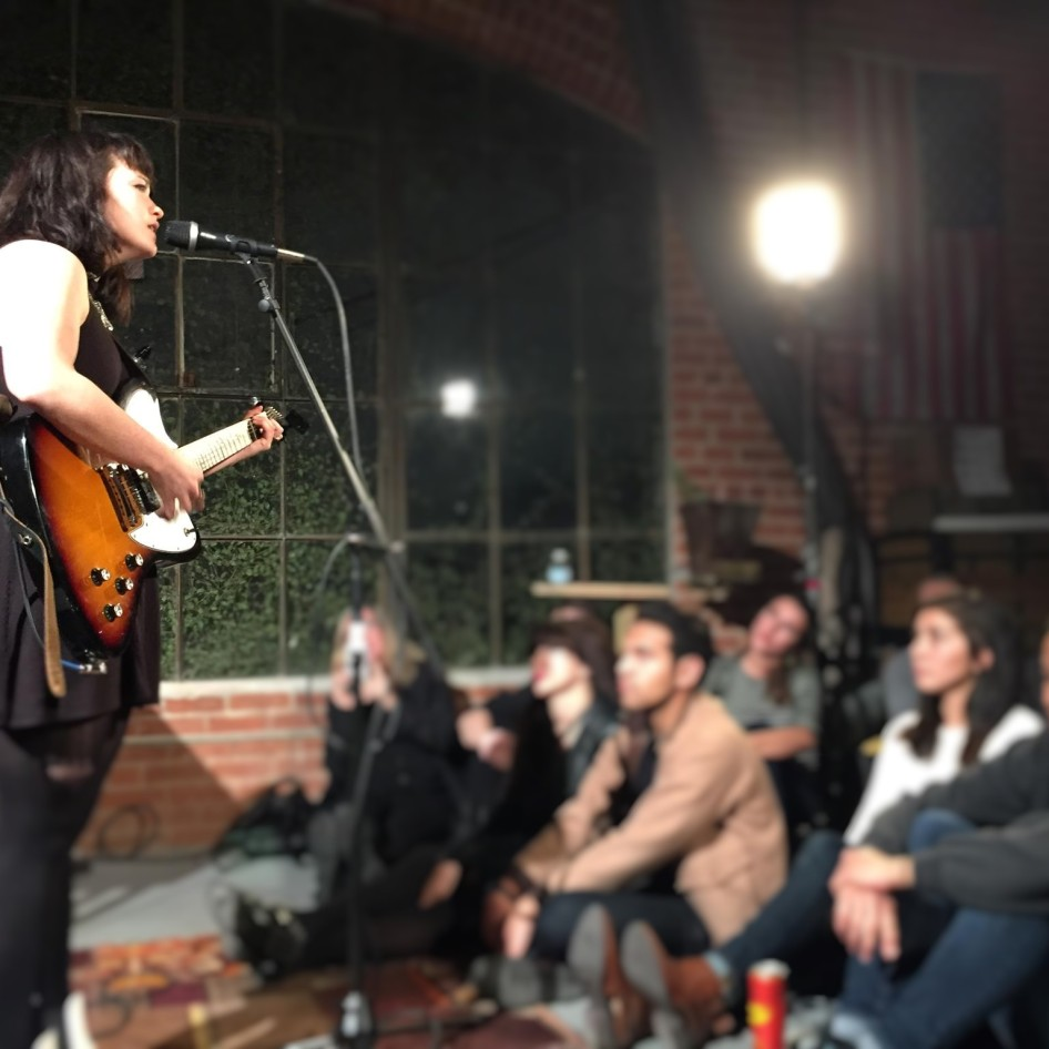 Courtesy of Sofar Sounds: Los Angeles