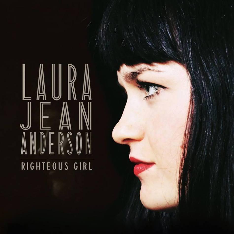 laurajeananderson-righteeousgirl-albumcover