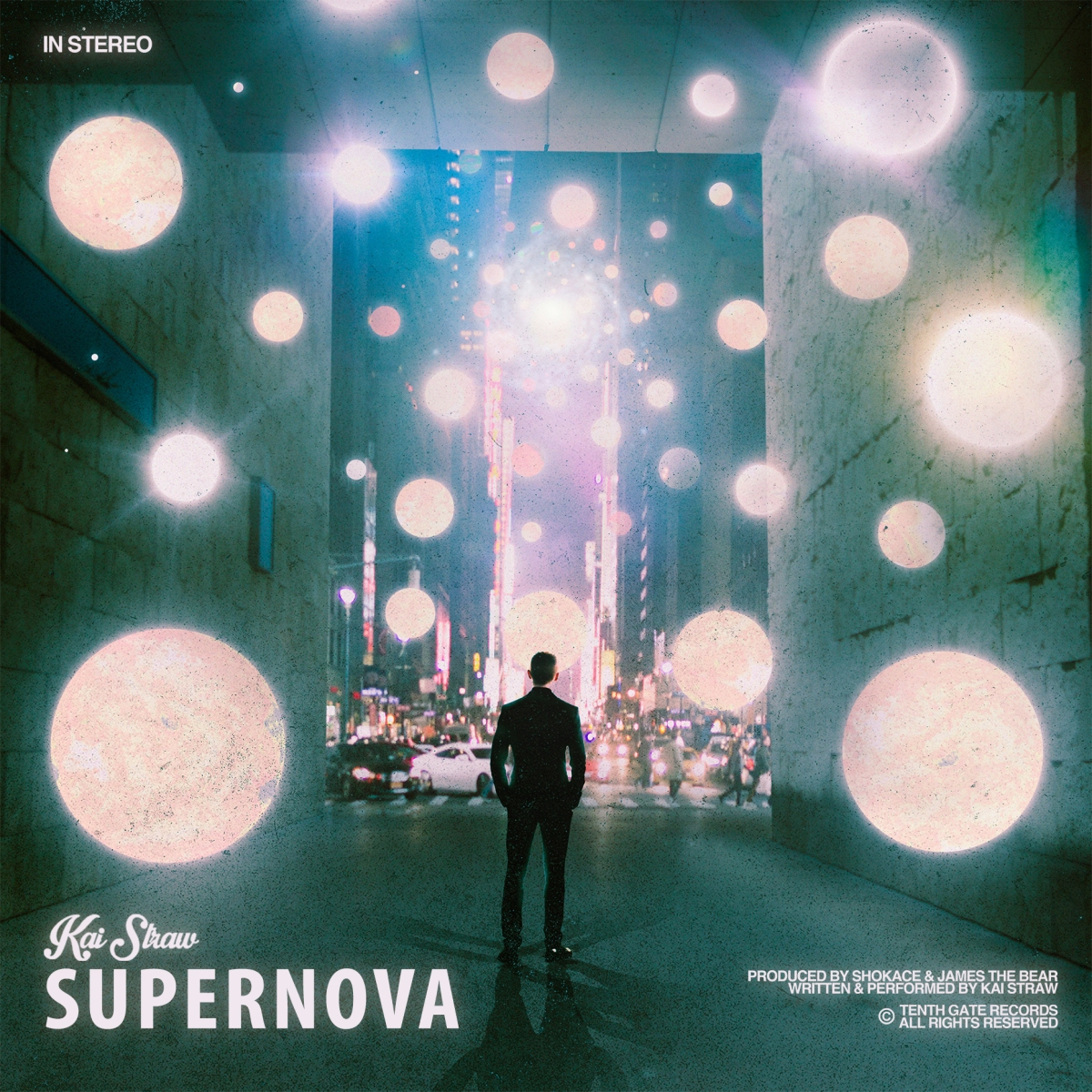 Kai Straw 'Supernova'