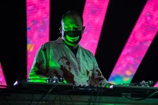 Dr. Octagon // Photo: Martin Santacruz Jr.
