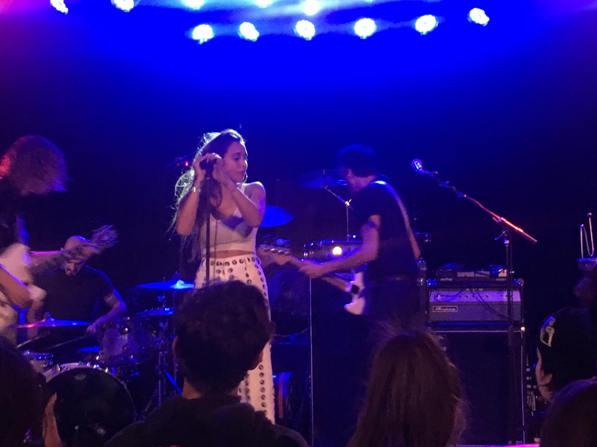 Jesse Jo Stark Enchants The Roxy With Her Seductively Spooky Sound