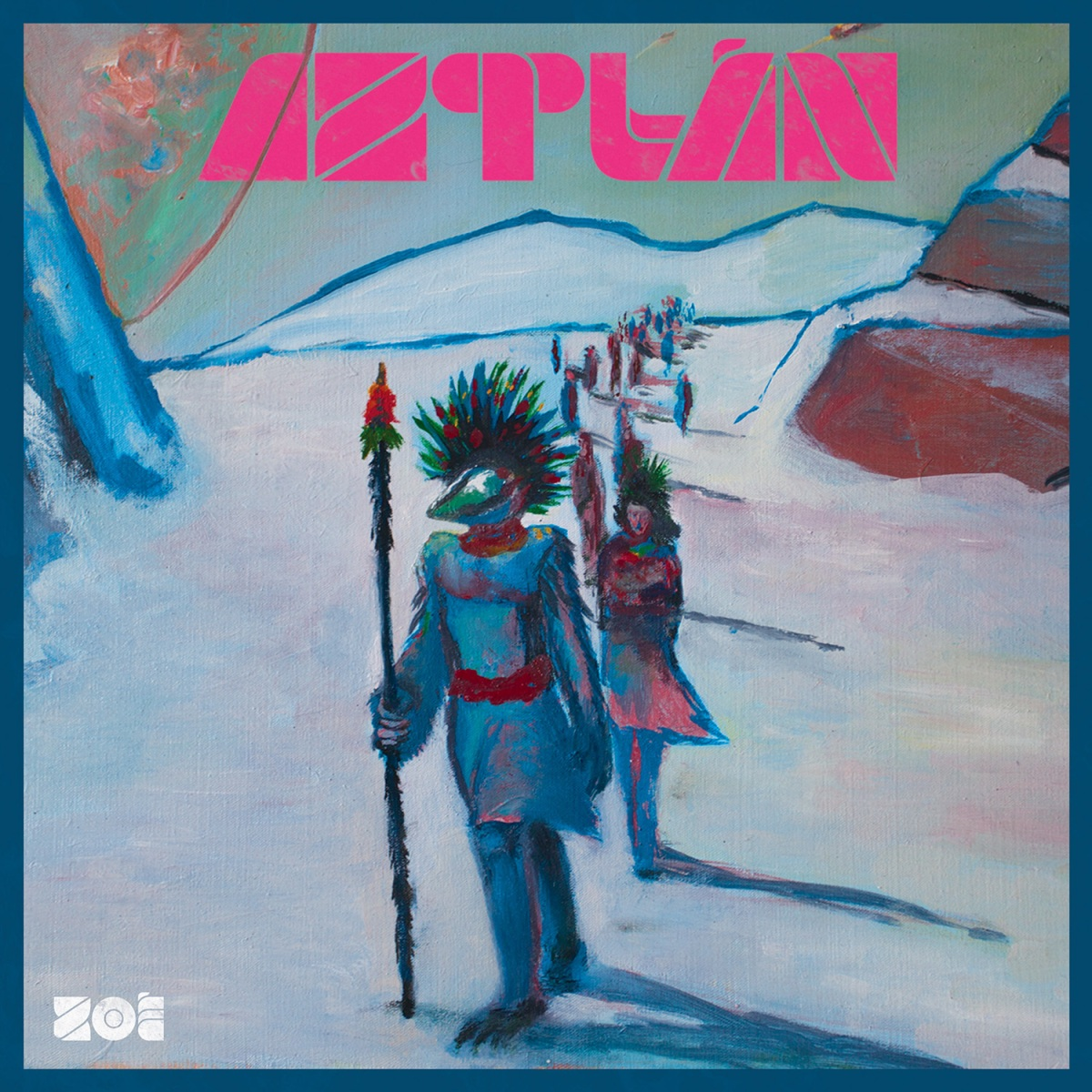 ZOÉ Revives and Transcends on 'Aztlán'