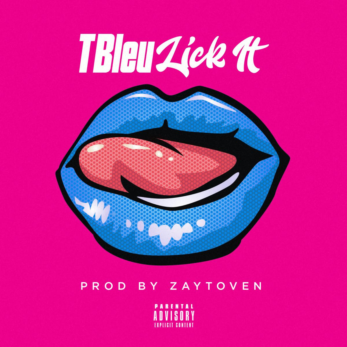 Tiffany Bleu Debuts Seductive 'Lick It'