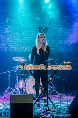 Jesika Von Rabbit at The Hi Hat 10.8.18