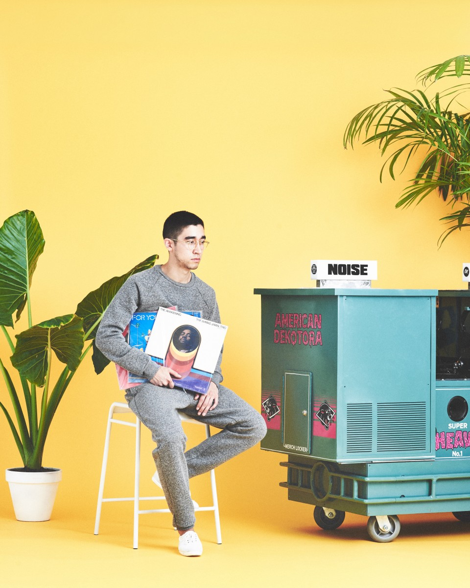 LA's Mobile Record Store, Mr. Good Boy, Teams up with Osaka's RECORD SHOP Rare Groove for Vinyl Pop-Up Event