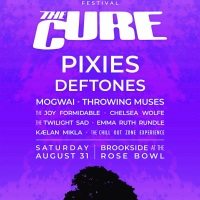 The Cure Leads GoldenVoice's Latest Addition, Pasadena Daydream Festival