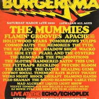 Burgerama 5 at The Echoplex: Burger Records Announces The Return of Burgerama