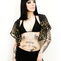Bif Naked Battles for Truth on 'Jim'